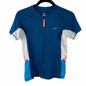 Nike Dri-Fit Full Zip Women's Athletic Top Size S